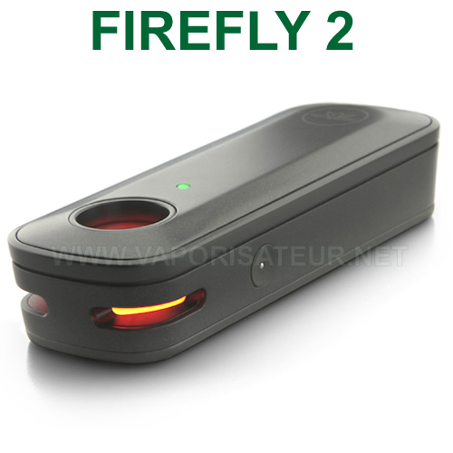 Vaporizer portatif Firefly 2 chauffe par principe de convection
