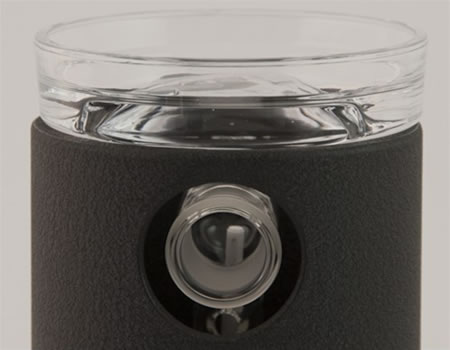 Diffusion des huiles essentielles avec le vaporisateur DBV