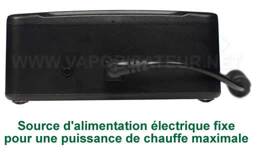 Chauffer le Cap en titane DynaVap VapCap électriquement avec Induction Heater Apollo 2 DynaTec