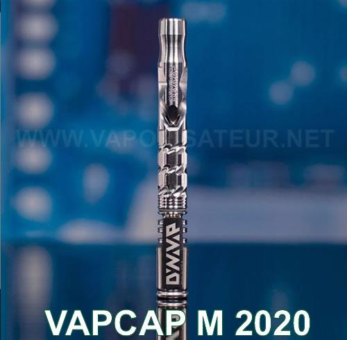 Nouveau modèle du vaporisateur DynaVap - VapCap M 2020 en France au meilleur prix