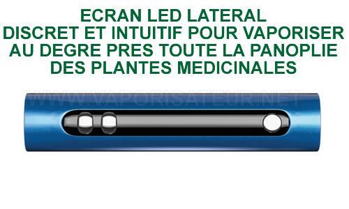 Ecran LED d'affichage de température de vaporisation Mini Pro