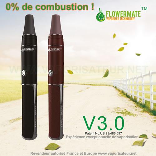 Vaporisateur stylo Flowermate V3 - nouveau pen vape Vapormax