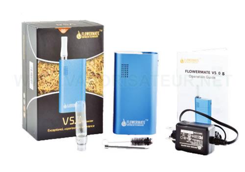 La présentation du pack complet vaporisateur Flowermate V5S