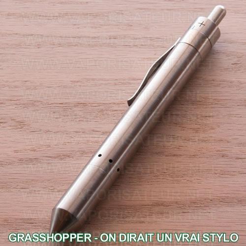 Grasshopper - vaporisateur stylo nouveauté 2016