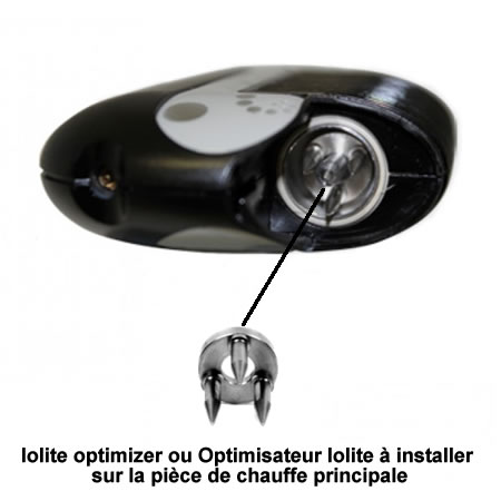 Comment installer l'optimisateur Iolite ou Iolite optimizer