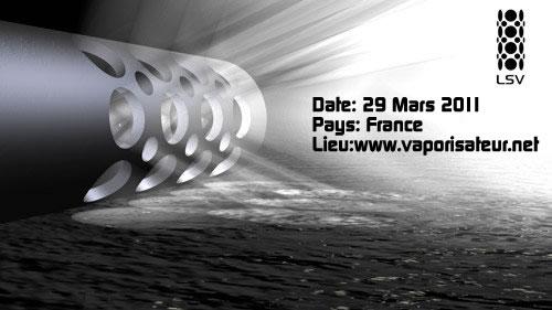 Revendeur France vaporisateur Life Saber LSV 7th Floor