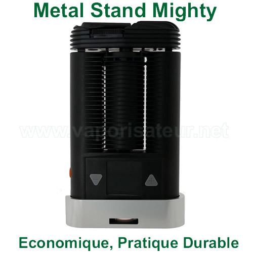 Socle de chargement et de support vertical pour vaporisateur Mighty - Metal Stand