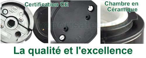Certification CE et la chambre en céramique du miniVAP