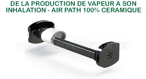 Air Path Safe vaporisateur MIQRO Da Vinci - conduit de vapeur pur et sain fabriqué à partir de céramique zircone