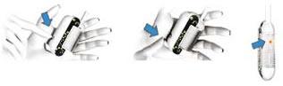 Comment mettre Iolite vaporisateur portable en marche