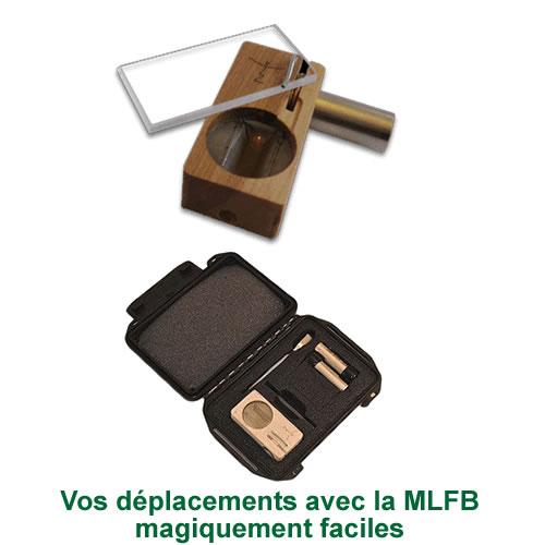 Vaporisateur portable MLFB et valisette VapeCase