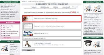 Comment payer par chéque