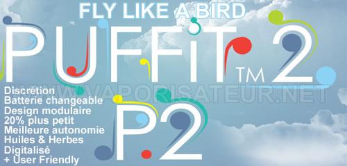 Les avantages apportés par la nouvelle version Puffit 2