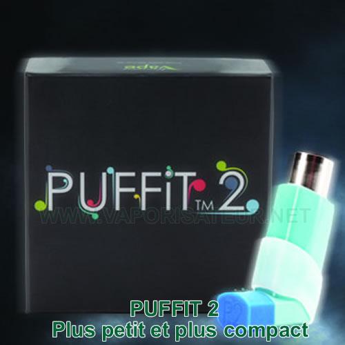 Nouveau vaporisateur portable Puffit 2