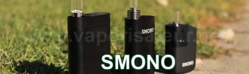 Nouvelle version du vaporisateur Fenix Mini - vaporisateur Smono 3