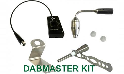 Kit complet Dabmaster pour vaporisateur Sublimator