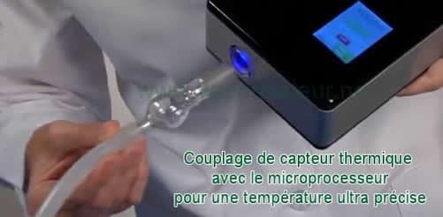 Haute précision de vaporisation avec vaporizer viVape2