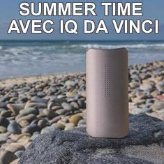 IQ Da Vinci vaporizer portable intelligent