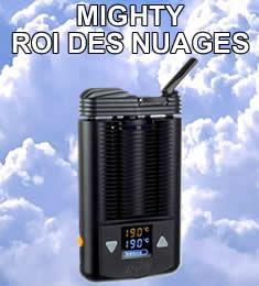 Mighty vaporisateur portable Volcano Storz et Bickel